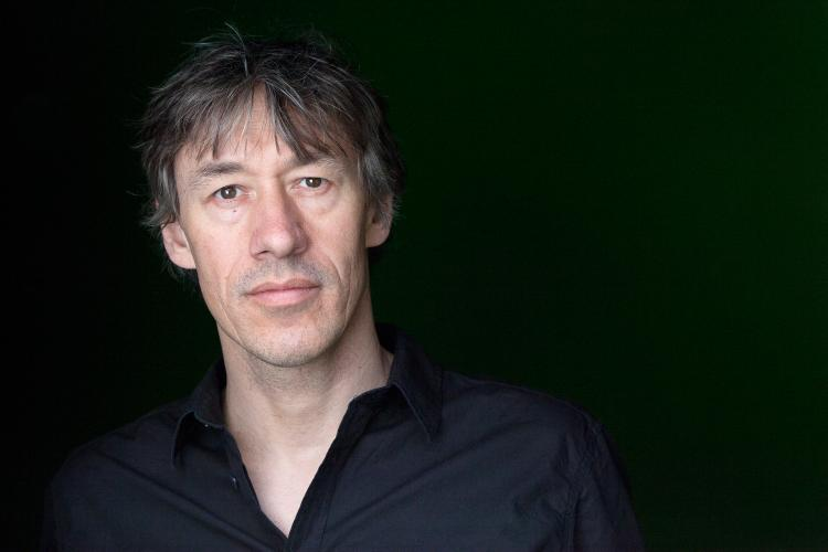 Portraitfoto: Schauspieler Horst Heiss